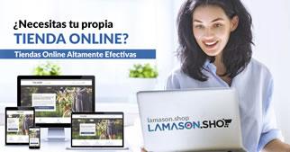 LAMASON SHOP - Tiendas Online Altamente Efectivas